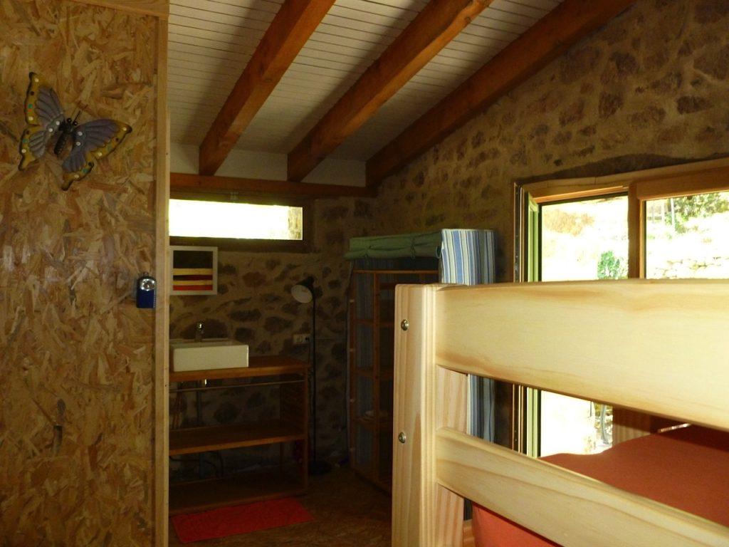 Le dortoir vous souhaitez vous ressourcer trouver le for Le calme interieur